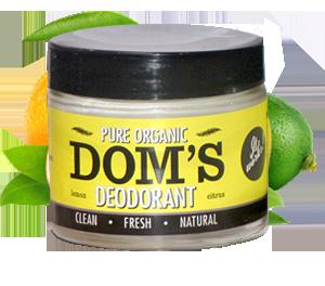 doms deodorant